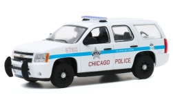 Modellauto - <strong>Chevrolet</strong> Tahoe, City of Chicago Police Department, 2010<br /><br />Greenlight, 1:43<br />Nr. 247722