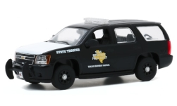 ModelCar - <strong>Chevrolet</strong> Tahoe, Texas Highway Patrol, 2010<br /><br />Greenlight, 1:43<br />番号 247723