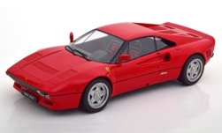 Modelcar - <strong>Ferrari</strong> 288 GTO, red, Interieur: black/red, 1984<br /><br />KK Scale, 1:18<br />No. 248072