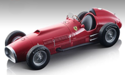 Modellauto - <strong>Ferrari</strong> 375 Indianapolis, rot, Scuderia Ferrari, Automobil Weltmeisterschaft, Indianapolis 500, Pressefahrzeug, 1952<br /><br />Tecnomodel, 1:18<br />Nr. 248279