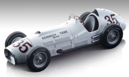 Modellauto - <strong>Ferrari</strong> 375 Indianapolis, No.35, Automobil Weltmeisterschaft, Indianapolis 500, J.Mauro, 1952<br /><br />Tecnomodel, 1:18<br />Nr. 248284