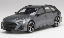 Modellauto - <strong>Audi</strong> RS6 Avant Carbon Black Edition, grau/schwarz<br /><br />Top Speed, 1:18<br />Nr. 248313