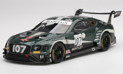 Modellauto - <strong>Bentley</strong> Continental GT3, RHD, No.107, M-Sport Team Bentley, 24h Spa, J.M.Gounon/S.Kane/J.Pepper, 2019<br /><br />Top Speed, 1:18<br />Nr. 248318