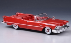 Modellauto - <strong>Chrysler</strong> Imperial Crown Convertible, rot, 1958<br /><br />GLM, 1:43<br />Nr. 248358