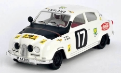 Modellauto - <strong>Saab</strong> 96, No.17, East African Safari Rally, P.Moss-Carlsson/J.Mayers, 1964<br /><br />Trofeu, 1:43<br />Nr. 248423