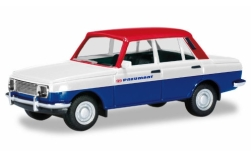 Modellauto - <strong>Wartburg</strong> 353, Pneumant<br /><br />Herpa, 1:87<br />Nr. 248446