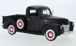 Modelcar - <strong>Ford</strong> Pickup, mattblack, 1940<br /><br />Motormax, 1:18<br />No. 248617