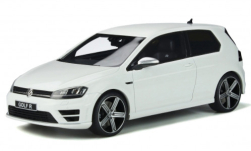 Modellauto - <strong>VW</strong> Golf VII R, weiss, 2014<br /><br />Ottomobile, 1:18<br />Nr. 248654