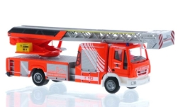 Modellauto - <strong>Iveco</strong> Magirus DLK, Feuerwehr Rednitzhembach<br /><br />Rietze, 1:87<br />Nr. 248673