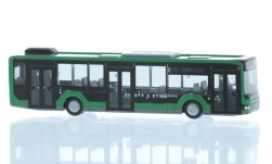 Modellauto - <strong>MAN</strong> Lion s City 12, Stadtbus Bludenz (AT), 2018<br /><br />Rietze, 1:87<br />Nr. 248684