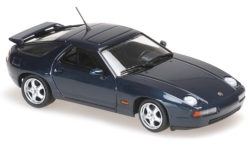 Modelcar - <strong>Porsche</strong> 928 GTS, metallic-dark green, 1991<br /><br />Maxichamps, 1:43<br />No. 248816
