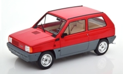 Modellauto - <strong>Fiat</strong> Panda 30 MK 1, rot, 1980<br /><br />KK Scale, 1:18<br />Nr. 248849