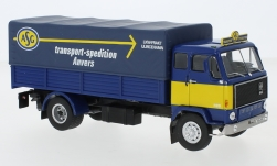 Modellauto - <strong>Volvo</strong> F88 Kasten, ASG, ohne Vitrine, 1965<br /><br />SpecialC.-41, 1:43<br />Nr. 248947