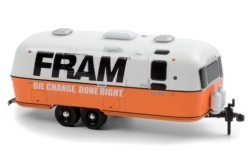 Modellauto - <strong>Airstream</strong> Land Yacht Safari, FRAM, 1971<br /><br />Greenlight, 1:64<br />Nr. 248965
