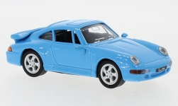 Modelcar - <strong>Porsche</strong> 911 Turbo (993), light blue, 1996<br /><br />Lucky Die Cast, 1:43<br />No. 248990