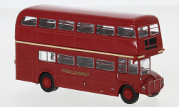 Modellauto - <strong>AEC</strong> Routemaster, London Transport, neutral, 1967<br /><br />Brekina, 1:87<br />Nr. 249112