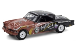 Modelcar - <strong>Studebaker</strong> Champion, No.113, MRCI, Carrera Panamericana Mexico, L.Velazquez, 1953<br /><br />Greenlight, 1:64<br />No. 249134