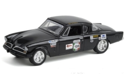 автомодель - <strong>Studebaker</strong> Champion, No.108, GRW, Carrera Panamericana Mexico, 1954<br /><br />Greenlight, 1:64<br />№ 249135