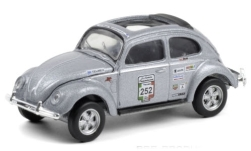 автомодель - <strong>VW</strong> Beetle (Käfer), No.252, Carrera Panamericana Mexico<br /><br />Greenlight, 1:64<br />№ 249138