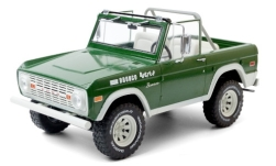 Modellauto - <strong>Ford</strong> Bronco Buster, Smokey and the Bandit, Ein ausgekochtes Schlitzohr, 1970<br /><br />Greenlight, 1:18<br />Nr. 249146