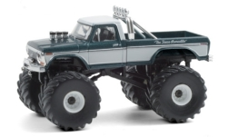 автомодель - <strong>Ford</strong> F-250 Monster Truck, Texas Armadillo, 1979<br /><br />Greenlight, 1:64<br />№ 249168