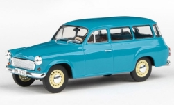 Modellauto - <strong>Skoda</strong> 1202, blauw, 1964<br /><br />Abrex, 1:43<br />Nr. 249196