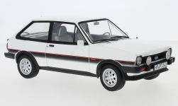 Modelcar - <strong>Ford</strong> Fiesta MkI XR2, white, 1981<br /><br />Norev, 1:18<br />No. 249224