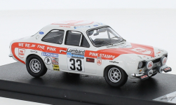 ModelCar - <strong>Ford</strong> Escort MkI, RHD, No.33, Pink Stamps, Rally WM, RAC Rally, N.Rockey/D.Tucker, 1975<br /><br />Trofeu, 1:43<br />番号 249337