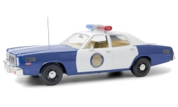 Modellauto - <strong>Plymouth</strong> Fury, Osage County Sheriff, 1975<br /><br />Greenlight, 1:18<br />Nr. 249346