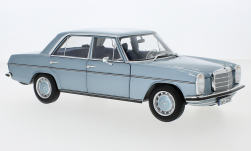 ModelCar - <strong>Mercedes</strong> 200 (W115), metallic-blau, 1968<br /><br />I-Norev, 1:18<br />番号 249916