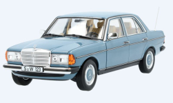 Modellauto - <strong>Mercedes</strong> 200 (W123), blau<br /><br />I-Norev, 1:18<br />Nr. 249921