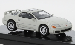 Modelcar - <strong>Mitsubishi</strong> 3000 GT, metallic-light beige, 1994<br /><br />Para64, 1:64<br />No. 250135
