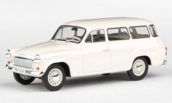 Modellauto - <strong>Skoda</strong> 1202, wit, 1964<br /><br />Abrex, 1:43<br />Nr. 250137