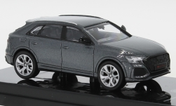 Modellino - <strong>Audi</strong> RS Q8 (4M), metallic-dunkelgrau<br /><br />Para64, 1:64<br />n. 250146