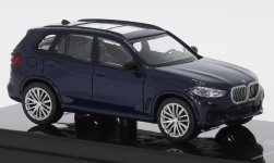 Modelcar - <strong>BMW</strong> X5 (G05), metallic-dark blue<br /><br />Para64, 1:64<br />No. 250148