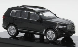 Modellino - <strong>BMW</strong> X7 (G07), nero<br /><br />Para64, 1:64<br />n. 250149