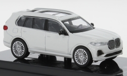 Modellauto - <strong>BMW</strong> X7 (G07), weiss<br /><br />Para64, 1:64<br />Nr. 250150