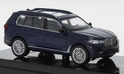 Modelcar - <strong>BMW</strong> X7 (G07), metallic-dark blue<br /><br />Para64, 1:64<br />No. 250151