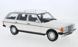 Modelcar - <strong>Mercedes</strong> 200 T (S123), white, 1982<br /><br />Norev, 1:18<br />No. 250653