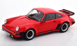 Modellauto - <strong>Porsche</strong> 911 Turbo 3.0 (930), rot, 1976<br /><br />KK Scale, 1:18<br />Nr. 250896