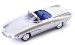 Modellauto - <strong>Fiat</strong> Stanguellini 1200 Spider America Bertone, silber, 1957<br /><br />Autocult/Avenue 43, 1:43<br />Nr. 251078