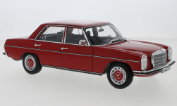 Modellauto - <strong>Mercedes</strong> 200/8  (W115), rot, 1973<br /><br />Norev, 1:18<br />Nr. 251112