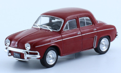 Modellauto - <strong>Renault</strong> Dauphine, dunkelrot, 1965<br /><br />SpecialC.-120, 1:43<br />Nr. 251451