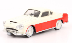 Modellauto - <strong>IAME</strong> Justicialista Grand Sport, weiss/rot, 1953<br /><br />SpecialC.-120, 1:43<br />Nr. 251457