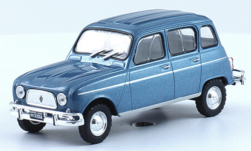 Modellauto - <strong>Renault</strong> 4L, metallic-blau, 1968<br /><br />SpecialC.-120, 1:43<br />Nr. 251463