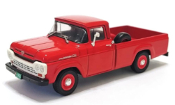 Modellauto - <strong>Ford</strong> F-100, rot, 1959<br /><br />SpecialC.-120, 1:43<br />Nr. 251464