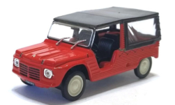 Modellauto - <strong>Citroen</strong> Mehari, rot, 1971<br /><br />SpecialC.-120, 1:43<br />Nr. 251466