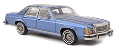 Exclusively at Model Car World: Ford LTD Crown Victoria by BoS-Models in 1:43-Scale