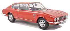 Crisp Fiat Dino Coupe in 1:18 exclusively at Model Car World