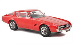 Sporty Ghia 2300 S Coupe by BoS in 1:43